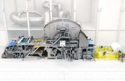 Valmet receives repeat order for a new Advantage DCT tissue production line from Papel San Francisco in Mexico