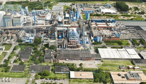 Fibria concludes modernization of recovery boiler at the Aracruz unit in Espírito Santo, Brazil