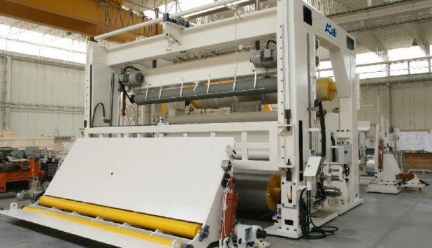 A.Celli Paper: a new rewinder for Sonoco Alcore