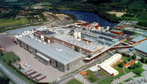 Stora Enso Kvarnsveden invests in the vibration technology of PM10