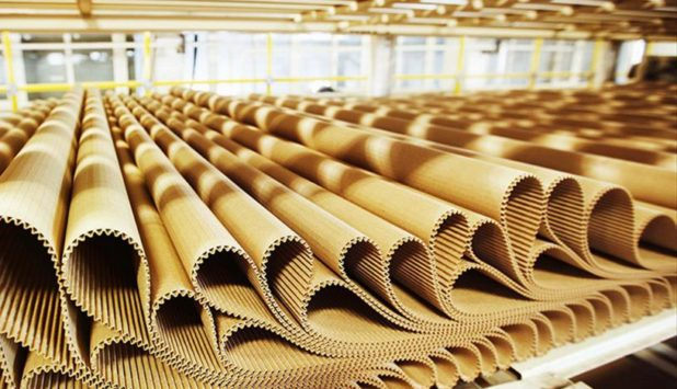 Romanian cardboard production, demand expand
