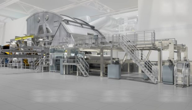 Valmet to supply two Advantage NTT tissue production lines to Sofidel