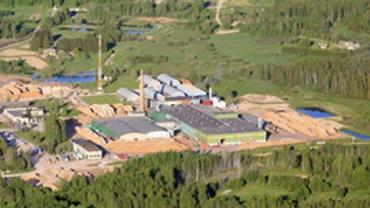 UPM Otepää plywood mill rises to world class