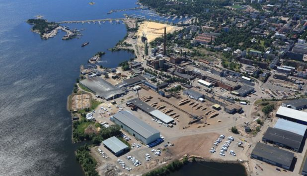 Valmet and Kotkamills sign an extensive automation service agreement