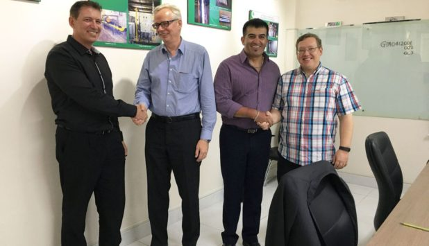 Valmet into a partnership for power and process industry automation