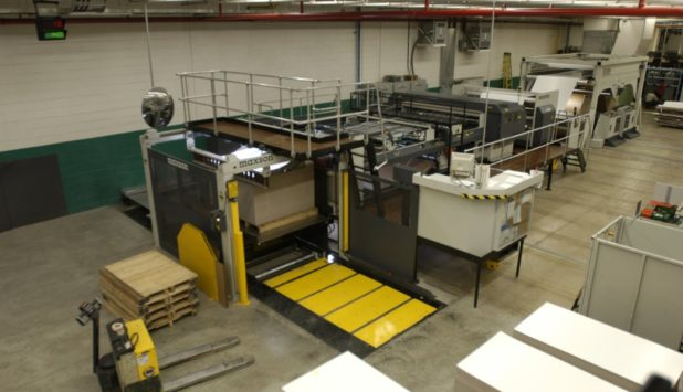 Case Paper completes installation of new sheeter