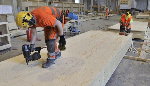 Metsä Wood sells its wood element business to Lapwall Oy