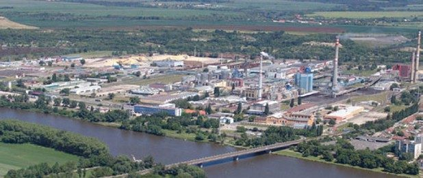 Modernisation and expansion of the Steti mill in the Czech Republic