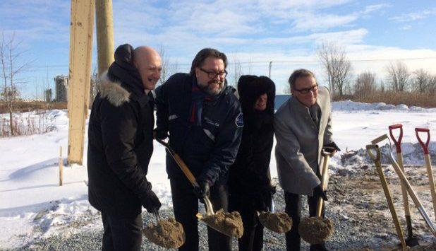 Quebec biogas facilities break ground