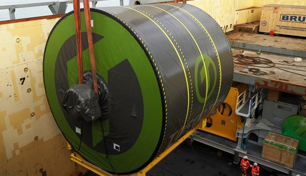 Toscotec STEEL YANKEE DRYER TT SYD-22FT: the biggest ever done is on its way