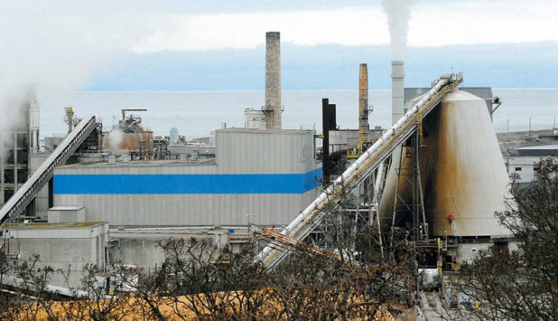 Nippon Paper Industries Agrees to Sell Port Angeles Paper Mill to Bio-Pappel