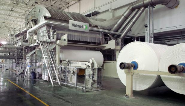 Valmet receives its sixth tissue line order from Hayat Kimya