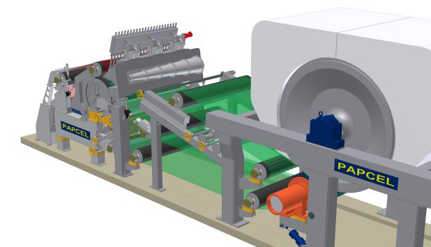 PAPCEL Group to supply a new tissue paper machine to Jakarta