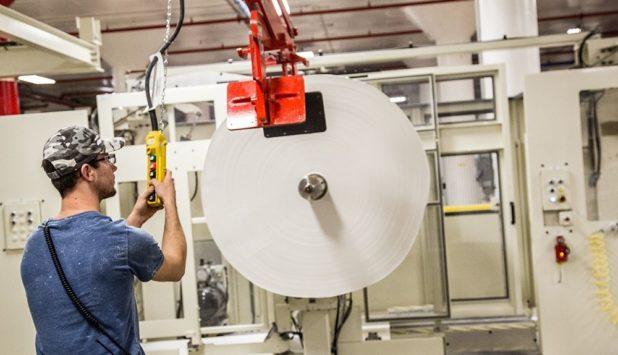 Georgia-Pacific investing $120 million in tissue converting line in Alabama