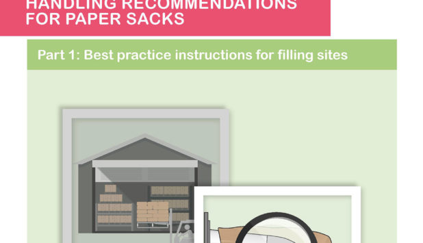 How to handle industrial paper sacks properly – new handling recommendations give guidance