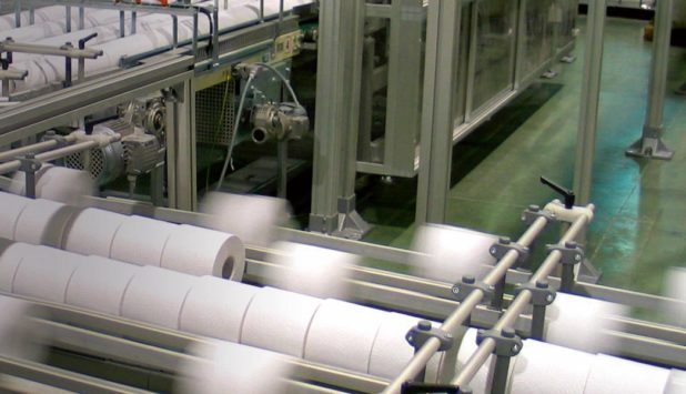 Metsä Tissue invests Euro 10 million in new converting line at its mill in Slovakia