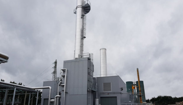 Papeteries Palm has successfully started up its brand new power plant