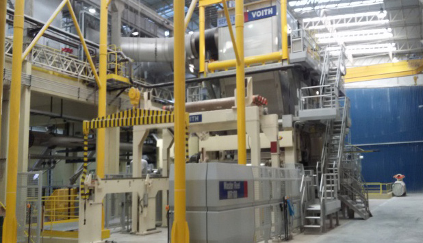 Voith and SEPAC: successful partners in yet another tissue machine start-up in Brazil