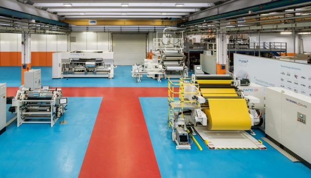 GOEBEL IMS opens new Customer Innovation and Application Center in Italy