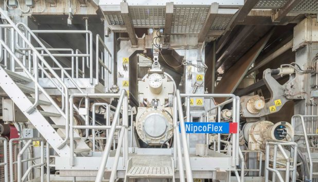 Voith NipcoFlex shoe press improves quality and production at BM 1 at MEL Macedonian Paper Mills