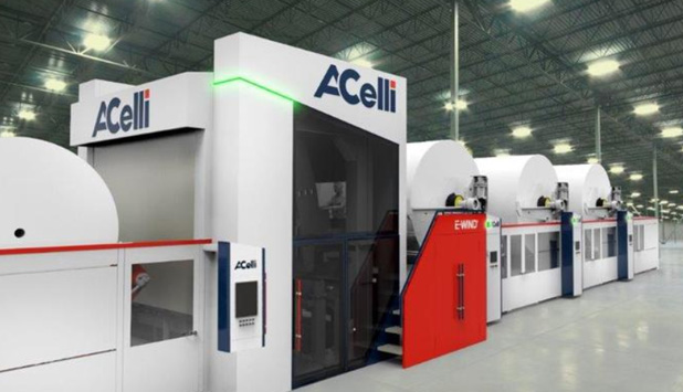 A.Celli Paper and Blue Tissue team up to design a turnkey tissue plant
