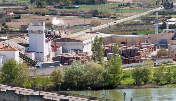 Toscotec to supply a dryer section rebuild to Papertech PM1 in Tudela Mill, Spain.