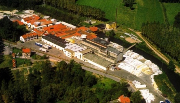 Group CVB Ecologistics acquires paper mill in Raon L'Etape, France