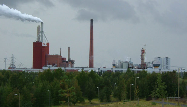 Stora Enso begins feasibility study for conversion of its Oulu mill in Finland