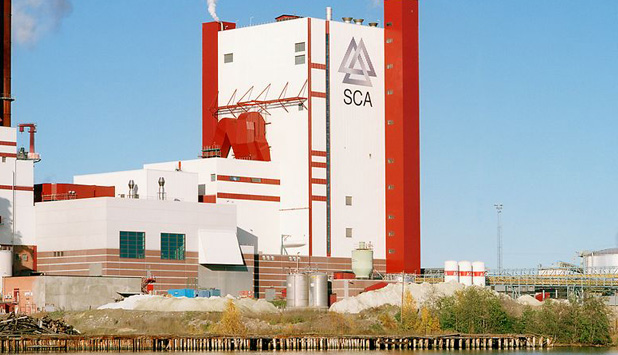 ANDRITZ starts up new production technologies for the extension of SCA's Östrand pulp mill, Sweden
