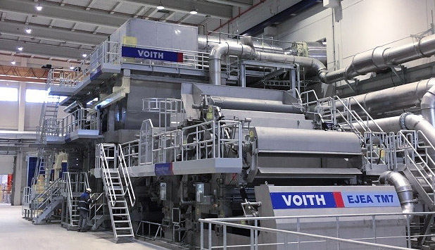 Gomà-Camps boosts capacity with Voith XcelLine machine for Ejea de los Caballeros