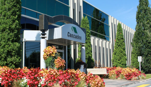 Cascades to close two sheet plants in Ontario, Canada
