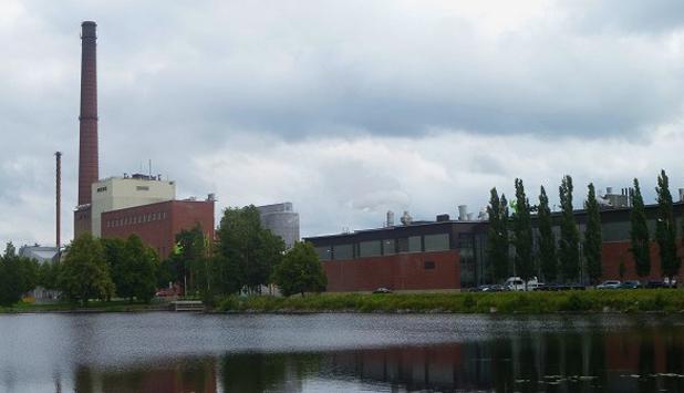 Metsä Tissue Mänttä mill switches to LNG in tissue paper production