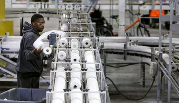 Kruger products to invest $575m for new tissue plant