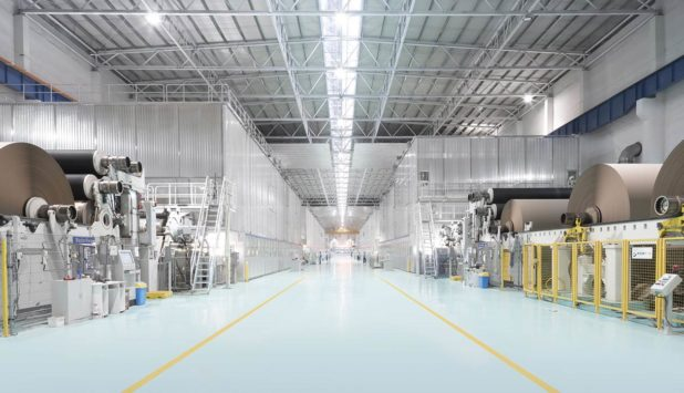 Start-up of two XcelLine packaging paper machines for Sun Paper set record