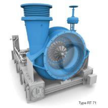 Type RT TURBAIR® vacuum blower