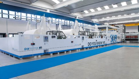 Paper Converting Machine Company Italy Spa - Papnews