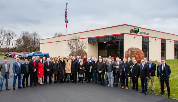 PMP Group opens new facility in USA