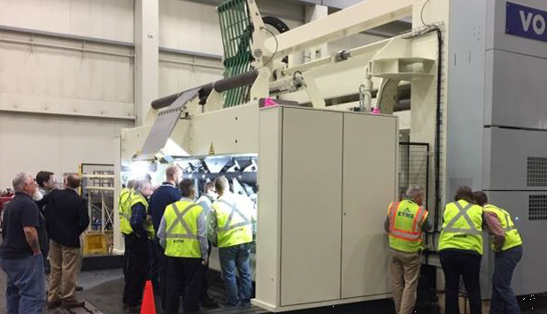 Voith installs a VariFlex™ winder at Copamex mill in Chihuahua, Mexico