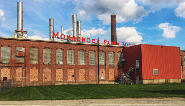 Monadnock Paper Mills: 200 years of American Papermaking