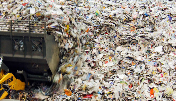 Palm Paper builds waste paper sorting plant in the UK