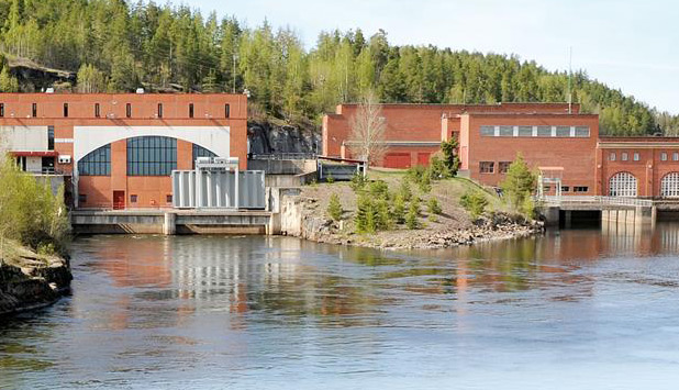 UPM Energy increases the production capacity of its Kuusankoski hydro power plant