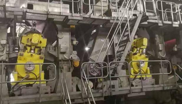 Successful startup of the 19th NipcoFlex press rebuild in China