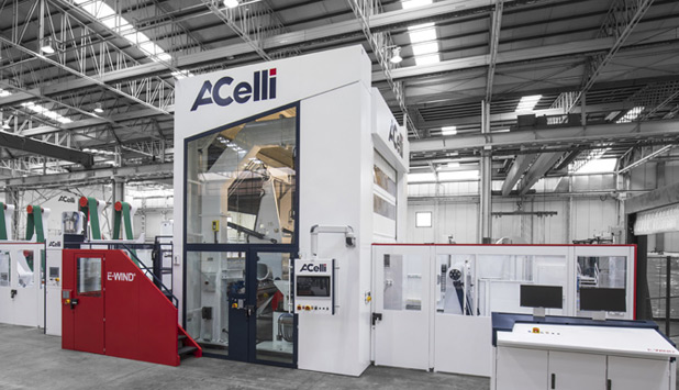 Berli Jucker Cellox chooses A.Celli Paper for its investment in Thailand