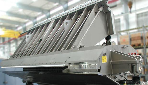 Voith installs MasterJet Pro headbox at Unionpel mill in San Justo, Argentina