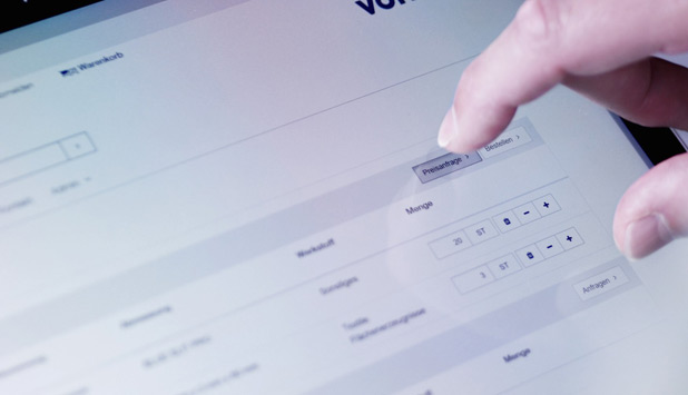 Klabin becomes South America's first papermaker to place an order via OCI at the Voith Paper Webshop