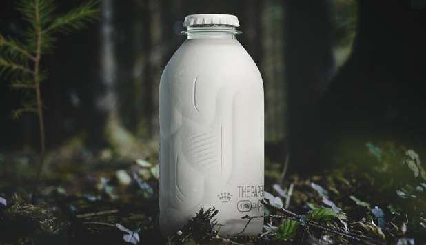 BillerudKorsnäs and ALPLA to join forces to pioneer paper bottles for a sustainable future