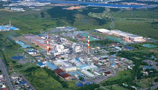 Nippon Paper and Sojitz establish power generation company Yufutsu Energy Center in Japan