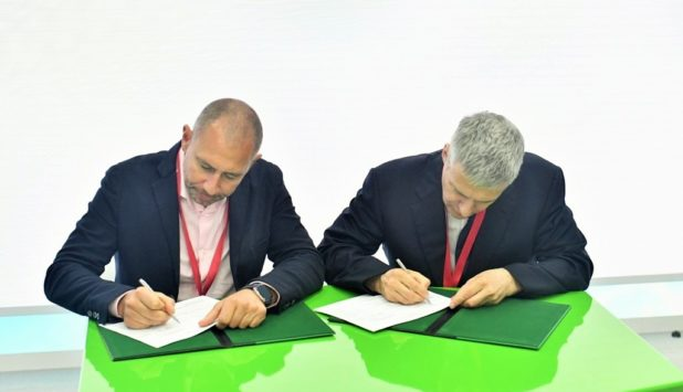 Head of Karelia and President of Segezha Group has signed a Roadmap to implement the Segezha West Project