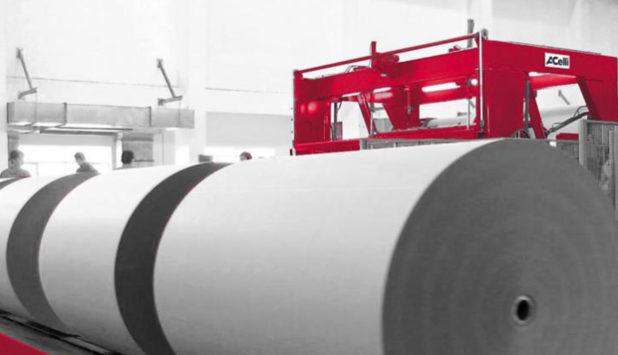 Maashan Huawang New Material Technology Co., Ltd. chose A.Celli Paper for a paper rewinder E-WIND® P-100