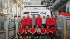 Successful startup of Star Paper Mill - Abu Dhabi - UAE
